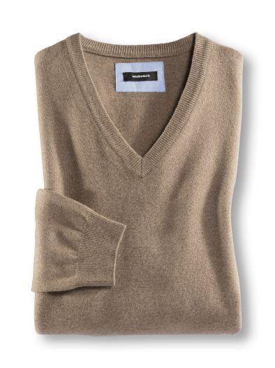 Merino-Cashmere Pullover