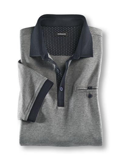 Jersey-Polo Dressman
