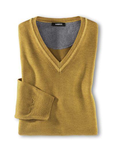 Merino- Pullover Colour