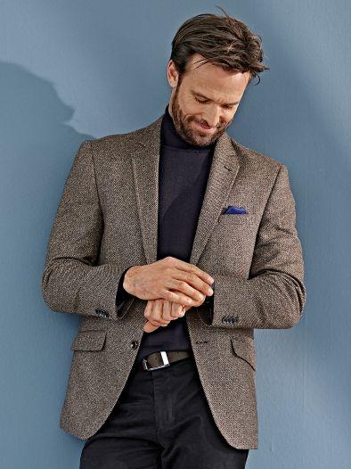 Smart Wool Sakko