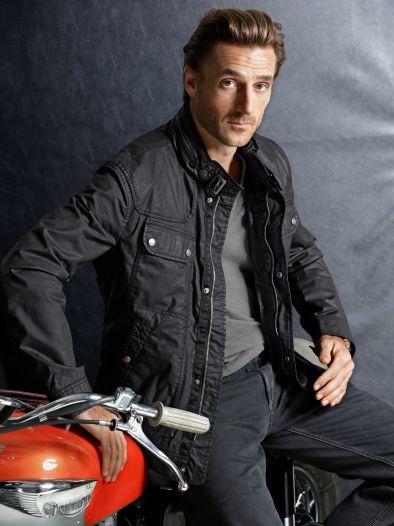 Biker-Jacke
