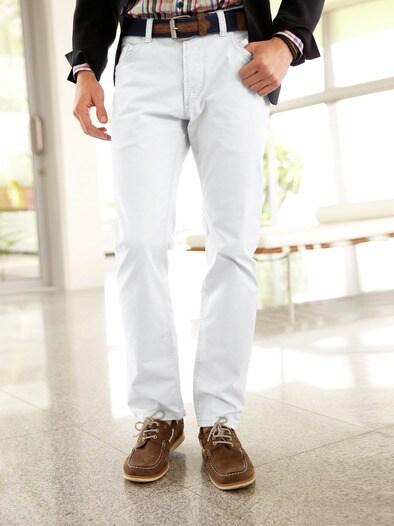 5-Pocket Baumwollhose Comfort Fit