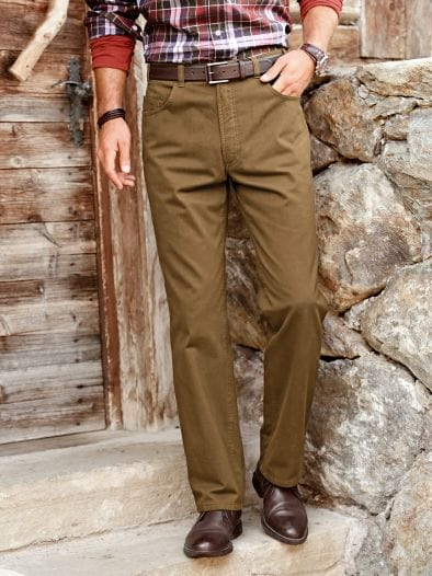 Thermo-Dehnhose Five Pocket