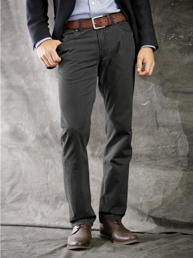 Extraglatt Five Pocket Slim Fit