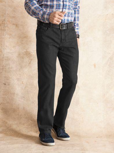 Thermoleicht Jeans