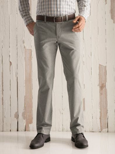 Denim-inside-Chino Slim Fit