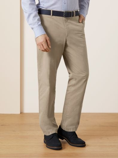 Soft-Cotton-Chino Comfort Fit