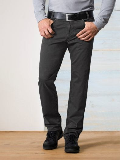 Five Pocket Active Cotton Slim Fit