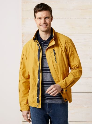 Aquastop Regatta Jacke