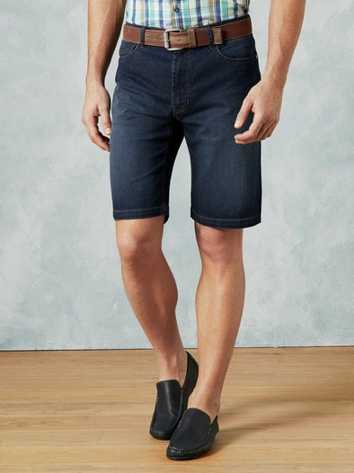 Ultralight Five Pocket Bermudas