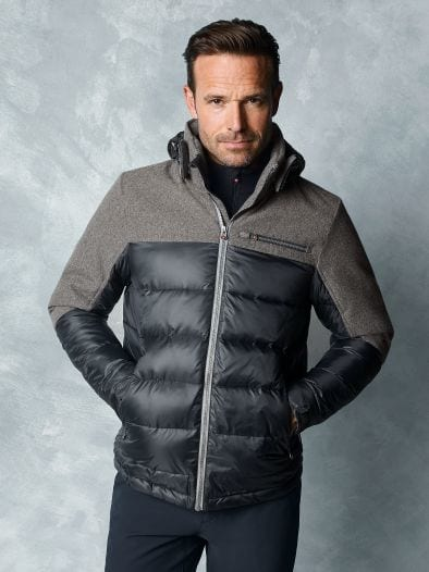 Klepper Thermo Steppjacke