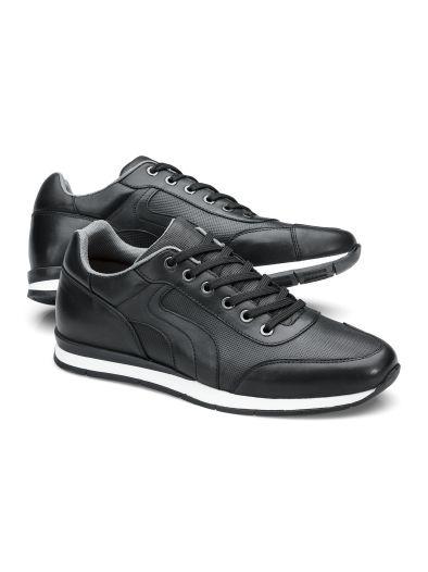 Schuhe Walbusch Damen Stretch Sneaker einfarbig