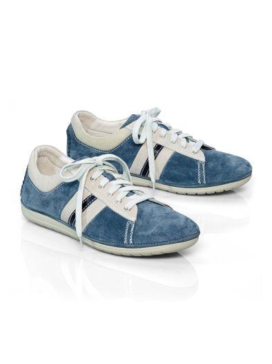 Velours-Sneaker Fresh Air