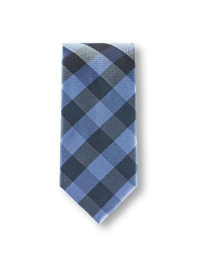 Schachbrett-Krawatte