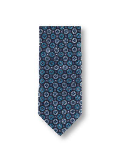 Geometrie-Krawatte