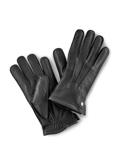 bugatti Hirschleder-Handschuhe