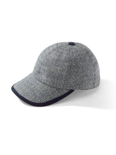 Baseball-Cap Struktur-Karo