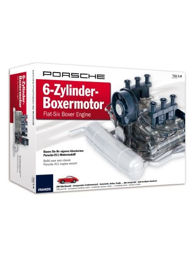 Porsche 911 Boxermotor-Bausatz
