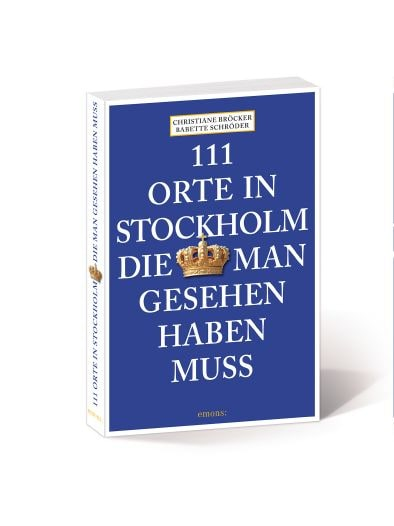 "Buch ""111 Orte in Stockholm"""