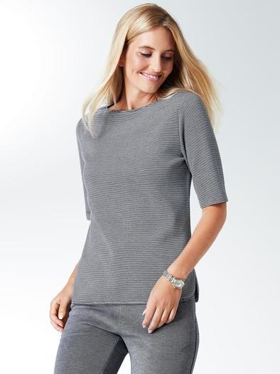 Doubleface-Sweatshirt