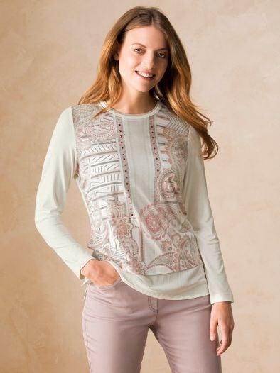 Shirt Paisleytraum