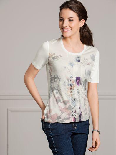 Shirt Frühlingsblume