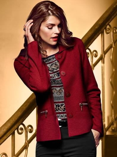 Betty Barclay Strickjacke Milano