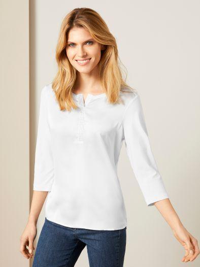 Shirt Seidenglanz