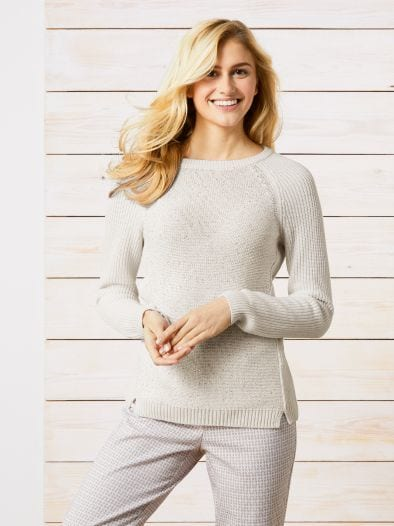Pullover Soft Glamour