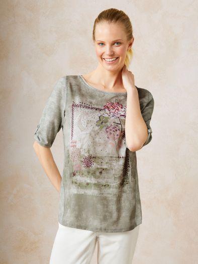 Betty Barclay Shirt Rose
