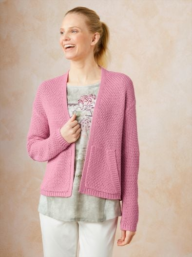 Betty Barclay Open Cardigan