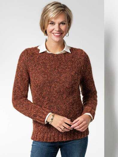 Pullover Herbstzauber
