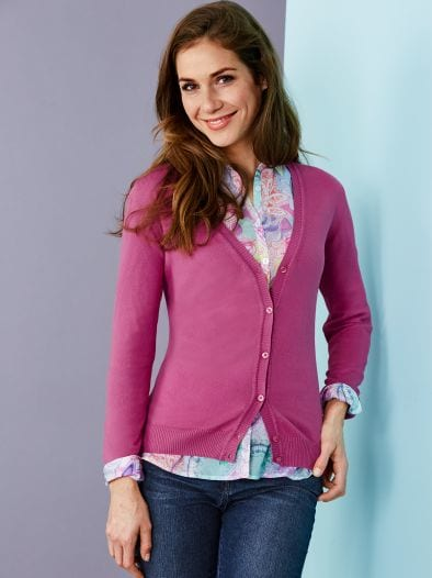 Cardigan Soft-Cotton