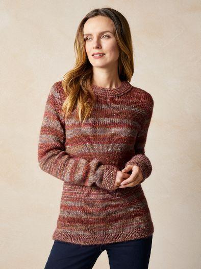 Multicolor-Pullover