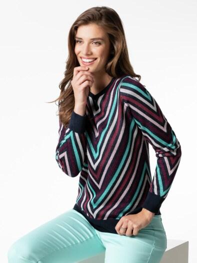 Glamour Pullover Nordlichter