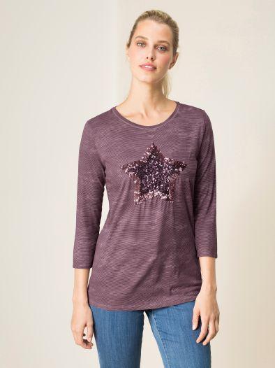 Betty Barclay Shirt Funkelstern