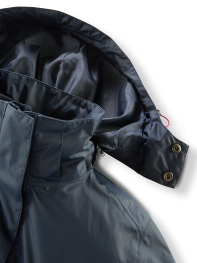 Klepper 2 in 1 Jacke Aquastop | Blau | Walbusch