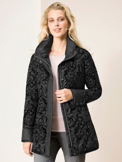 Cityjacke Lady in Black