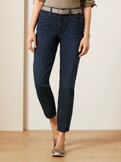 NYDJ Clarissa Ankle Shape 360 Denim