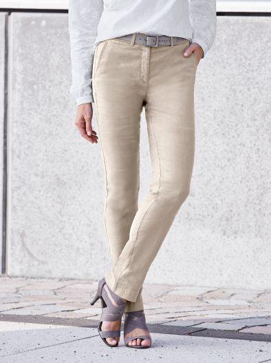 Cotton Lino Chino