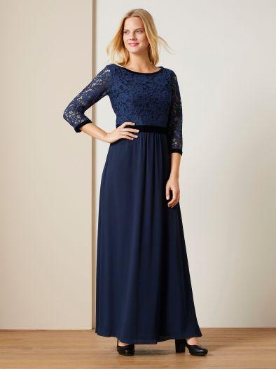 Abendkleid Blue Hour