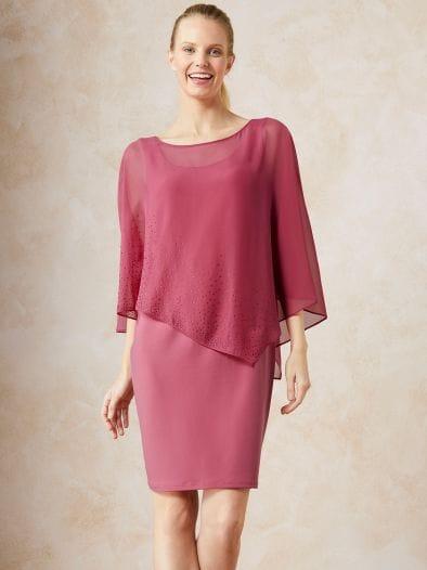 Vera Mont Kleid Detailverliebt