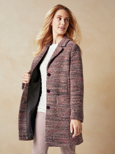 innovative design well known large discount Betty Barclay Wolljacke