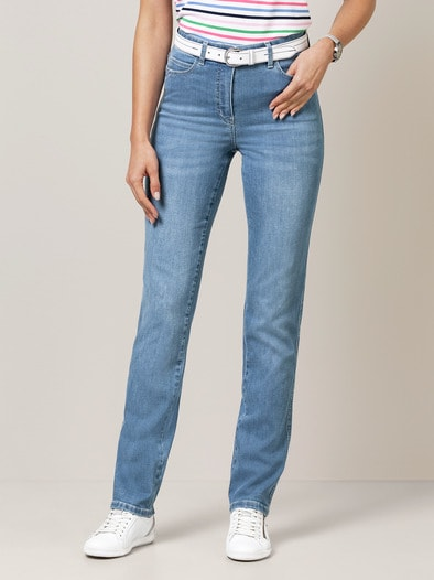 preview of the sale of shoes huge inventory Jeans Bestform