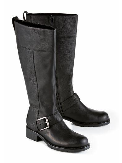 4fd90950e6b5 Clarks Stiefel Schwarz im Online-Shop bequem kaufen   Walbusch