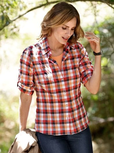 Klepper Bluse Aircondition