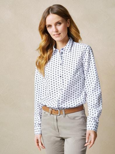 Rabatt-Verkauf helle n Farbe neue Fotos Extraglatt Hemdbluse