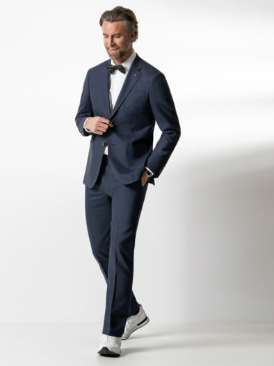 Sneaker Anzug Blau