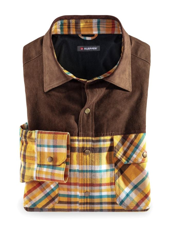 Klepper Touringhemd Cotton