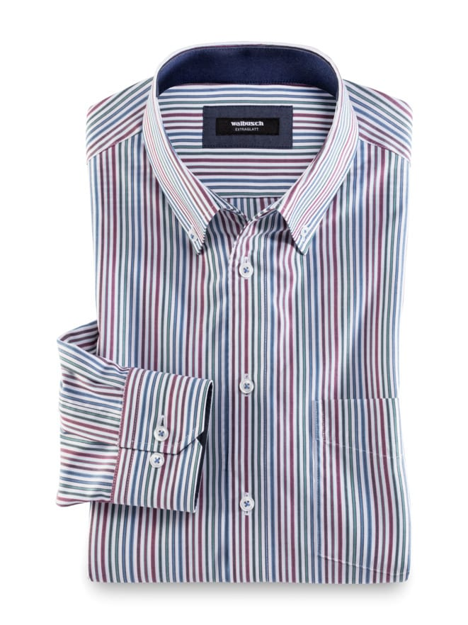 Extraglatt-Hemd Button Down